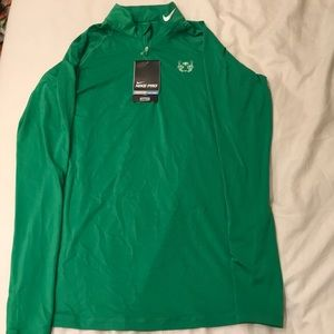 Nike pro dri-fit quarter zip long sleeve